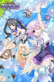 Hyperdimension Neptunia เทพธิดาฝ่ามิติโลกแห่งเกม ตอนที่ 1-12+OVA พากย์ไทย