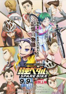 Yowamushi Pedal Spare Bike