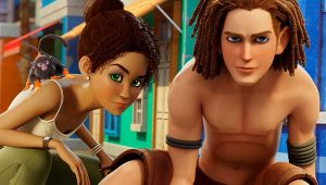 ดูการ์ตูน Tarzan and Jane ทาร์ซานและเจน ภาค 1 ตอนที่ 1